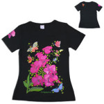 Labelle T-shirt 2 (black)