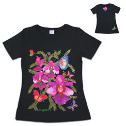 Labelle Y-shirt 2 (black)